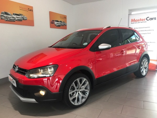 used volkswagen polo cross 1 2 tsi for sale in gauteng id 2646514. Black Bedroom Furniture Sets. Home Design Ideas
