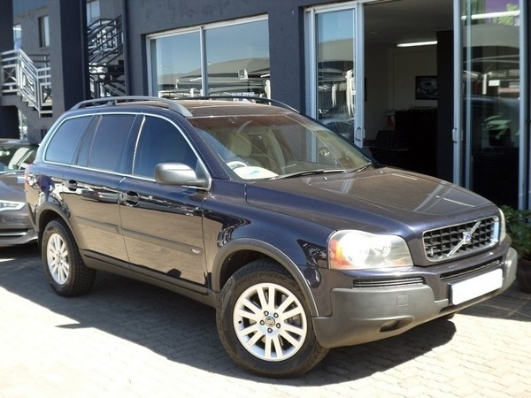 used volvo xc90 t6 for sale in gauteng id 2655070. Black Bedroom Furniture Sets. Home Design Ideas