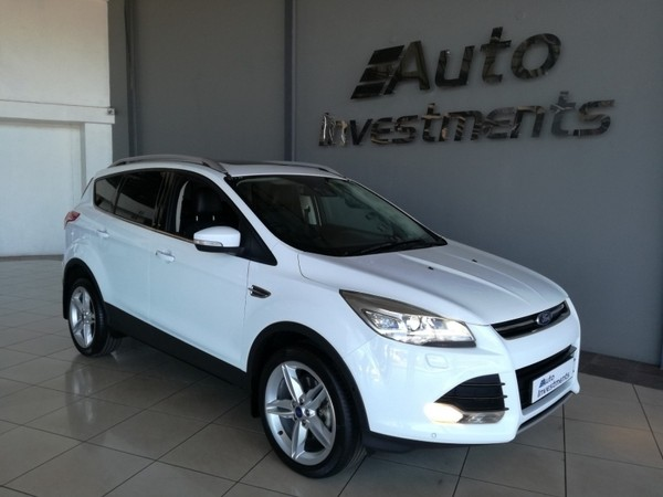 used ford kuga 2 0 ecoboost titanium awd powershift for. Black Bedroom Furniture Sets. Home Design Ideas