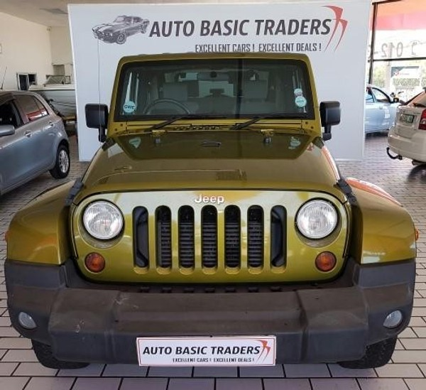 Used Jeep Wrangler 2.8 Crd Sahara 2dr A/t For Sale In