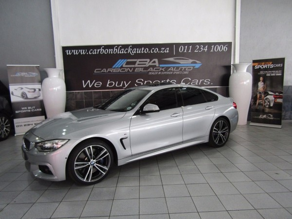 used bmw 4 series 435i gran coupe m sport auto for sale in gauteng id 2676510. Black Bedroom Furniture Sets. Home Design Ideas