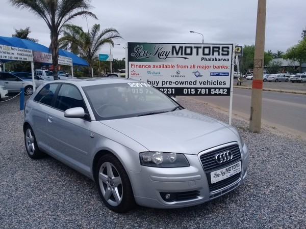 used audi a3 sportback fsi ambition for sale in limpopo id 2679922. Black Bedroom Furniture Sets. Home Design Ideas