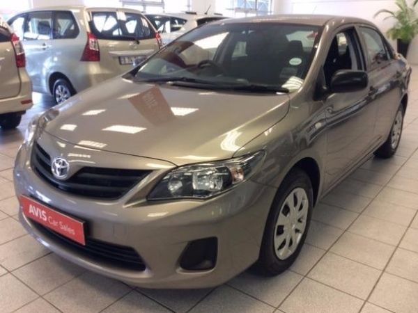 Used toyota corolla quest 1 6 auto for sale in eastern for Easterns automotive group eastern motors