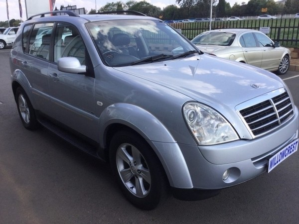 Ssangyong 2010 ssangyong rexton ii 270 xdi at was listed for r109 2010 ssangyong rexton ii 270 xdi at fandeluxe