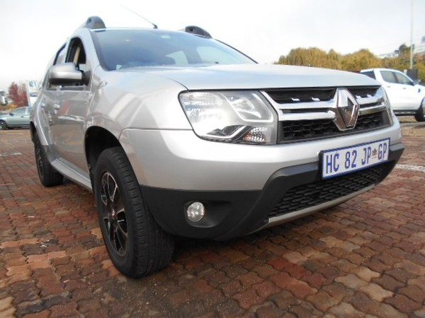 Used Renault Duster 1 5 Dci Dynamique Edc For Sale In