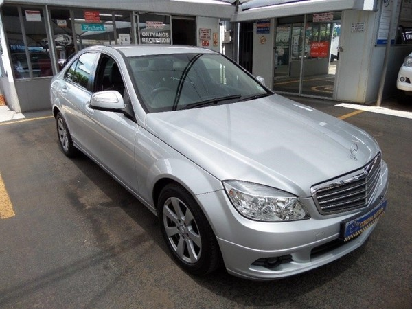 Used mercedes benz c class c 200k classic a t for sale in for 2008 mercedes benz c class for sale