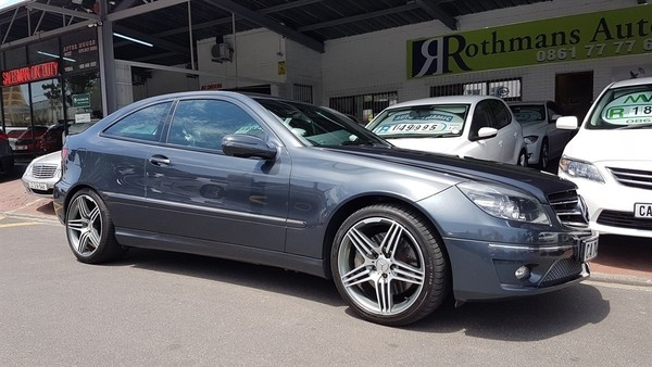 Used Mercedes Benz Clc Class Clc 350 For Sale In Western