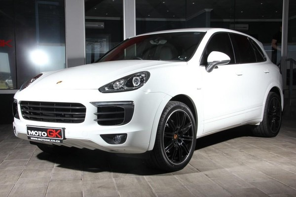 used porsche cayenne ii diesel e2 for sale in north west province id 2708992. Black Bedroom Furniture Sets. Home Design Ideas