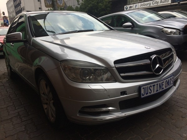 used mercedes benz c class c300 for sale in gauteng id 2714138. Black Bedroom Furniture Sets. Home Design Ideas