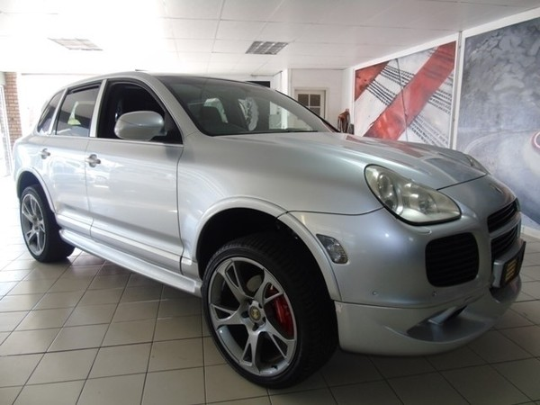 used porsche cayenne turbo auto for sale in kwazulu natal id 2718684. Black Bedroom Furniture Sets. Home Design Ideas