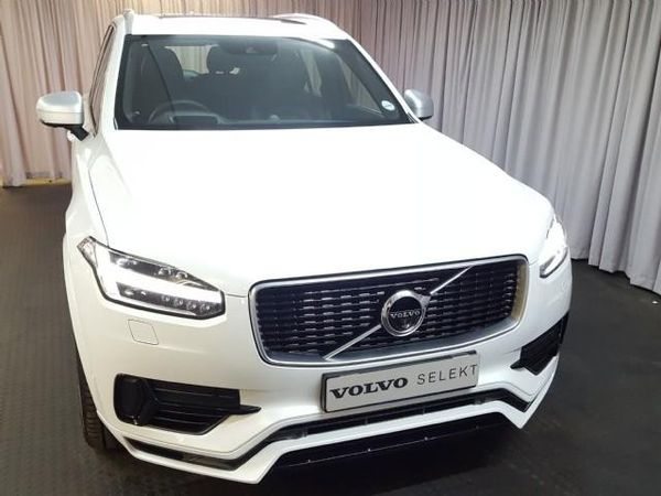 used volvo xc90 t8 twin engine r design awd hybrid for sale in gauteng id 2737098. Black Bedroom Furniture Sets. Home Design Ideas