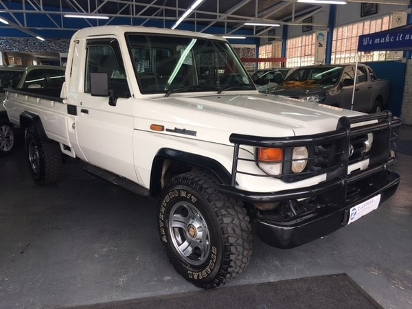 used toyota land cruiser 70 p u s c for sale in free state id 2738804. Black Bedroom Furniture Sets. Home Design Ideas