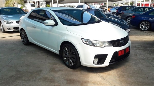 Used kia cerato 2 0 koup a t for sale in gauteng for Kia motor finance physical payoff address