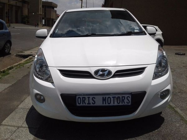 Used Hyundai I20 1 4 Fluid For Sale In Gauteng Cars Co Za Id 2804540