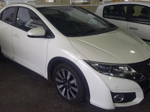 honda 2016 honda civic 1 8 executive 5 door auto was listed for r269 on 4 feb at 05 39. Black Bedroom Furniture Sets. Home Design Ideas