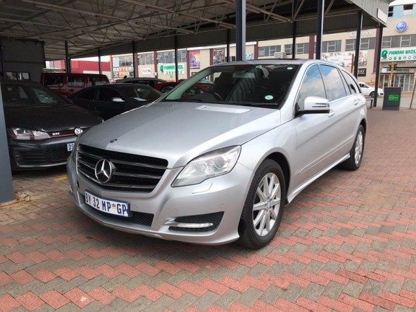 Used mercedes benz r class r 500 4matic a t for sale in for Mercedes benz r350 for sale 2012