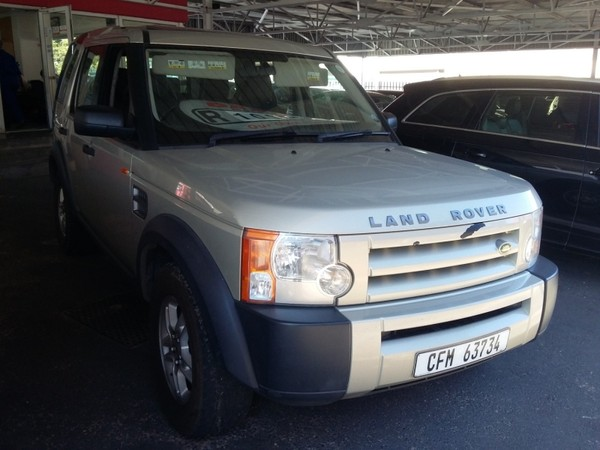 used land rover discovery 3 v6 s a t for sale in western cape id 2824930. Black Bedroom Furniture Sets. Home Design Ideas