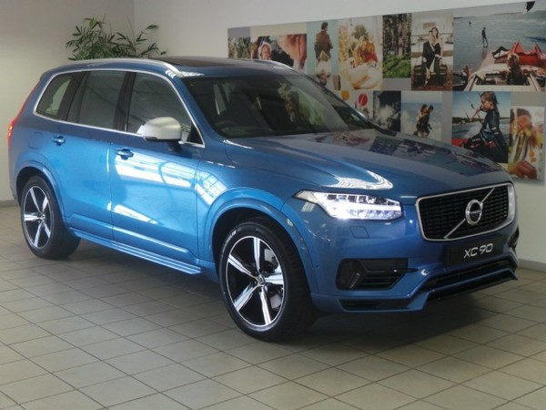 used volvo xc90 t8 twin engine r design awd hybrid for sale in gauteng id 2842182. Black Bedroom Furniture Sets. Home Design Ideas