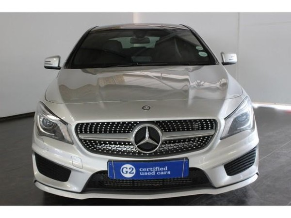 Used mercedes benz cla class 220d auto for sale in gauteng for Mercedes benz cla class for sale