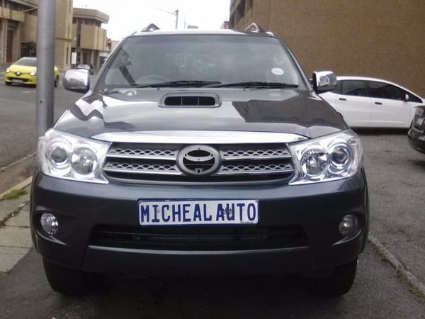 Used Toyota Fortuner Cash Sales For Sale In Gauteng Cars
