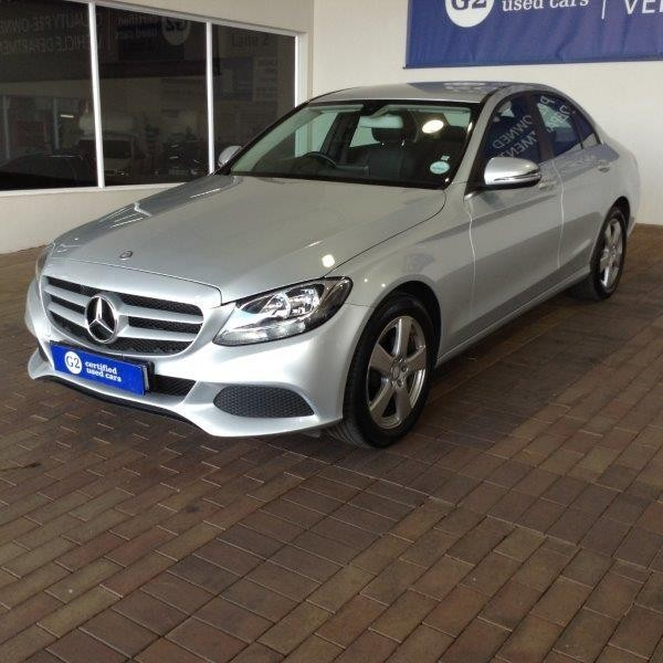 Used Mercedes-Benz C-Class C180 Auto For Sale In Gauteng
