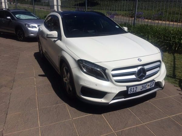 Used mercedes benz gla class 220 cdi auto 4 matic for sale for Mercedes benz 6550