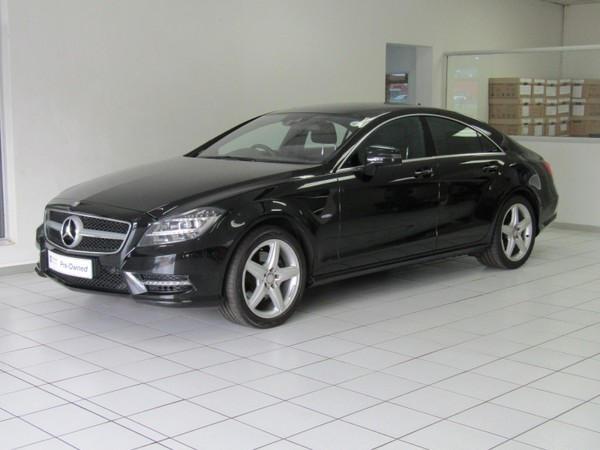 Used mercedes benz cls class amg for sale in kwazulu natal for Mercedes benz cls class for sale