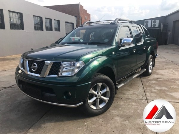 used nissan navara 4 0 v6 a t 4x4 p u d c for sale in gauteng id 2878418. Black Bedroom Furniture Sets. Home Design Ideas
