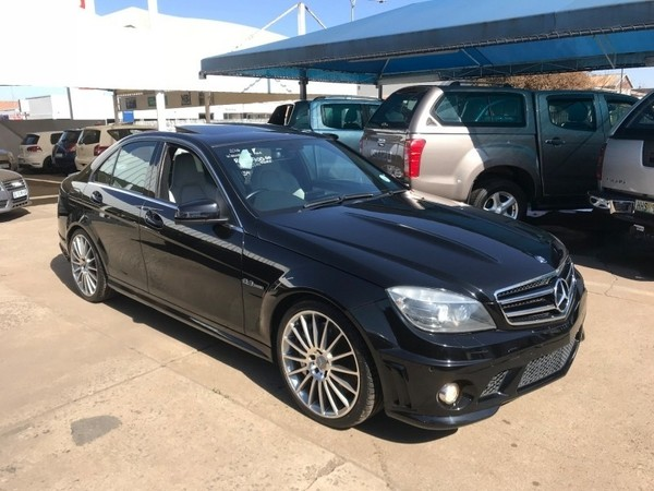 used mercedes benz c class c63 amg for sale in gauteng id 2882266. Black Bedroom Furniture Sets. Home Design Ideas