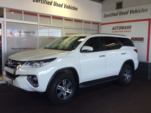 Used Toyota Fortuner 2 4gd 6 R B Auto For Sale In