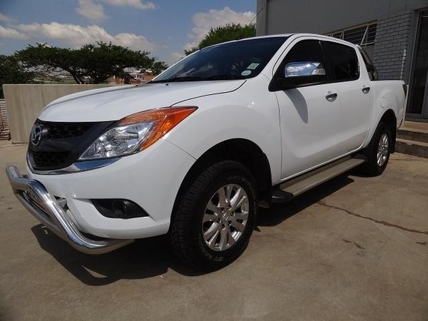 how to change front park flobe in mazda bt 50