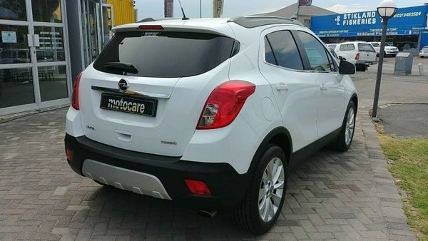 used opel mokka 1 4t cosmo auto for sale in western cape. Black Bedroom Furniture Sets. Home Design Ideas