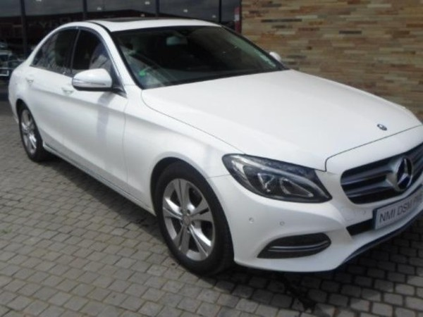 Used Mercedes Benz C Class C220 Bluetec Auto For Sale In