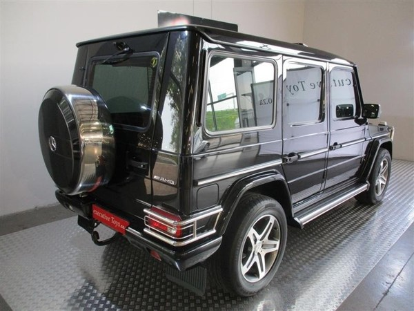 Used mercedes benz g class g350 bluetec amg for sale in for Mercedes benz gas chambers