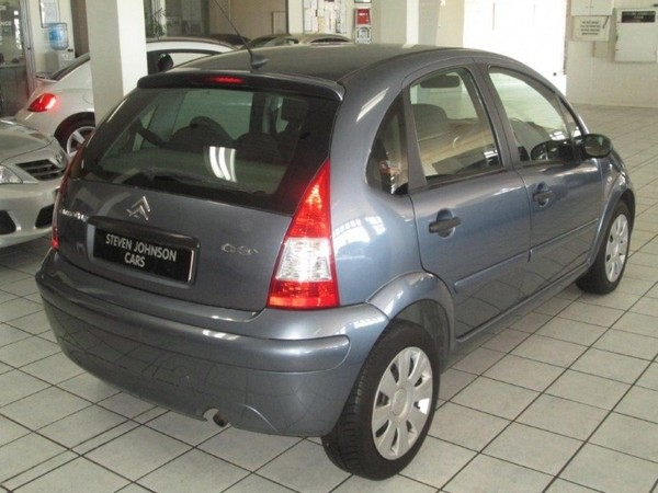 used citroen c3 1 6 sx for sale in western cape. Black Bedroom Furniture Sets. Home Design Ideas
