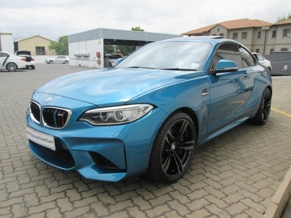 used bmw m2 m2 coupe m dct for sale in gauteng id 2932690. Black Bedroom Furniture Sets. Home Design Ideas