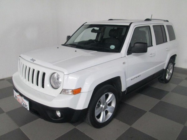 used jeep patriot 2 4 limited for sale in western cape. Black Bedroom Furniture Sets. Home Design Ideas
