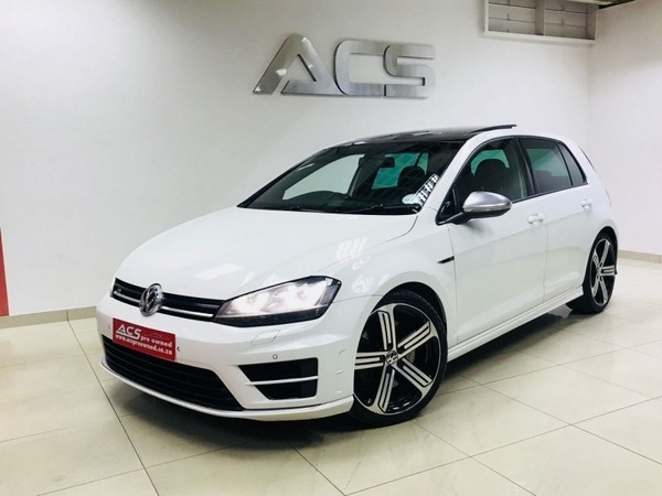 used volkswagen golf 7 r dsg 4motion pan roof adaptive chassis kelyless for sale in gauteng. Black Bedroom Furniture Sets. Home Design Ideas