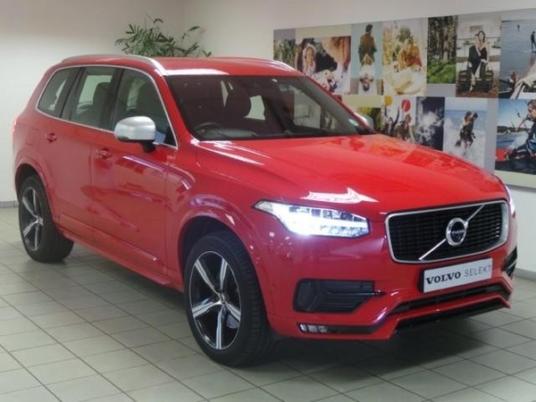 used volvo xc90 t5 r design awd for sale in gauteng cars. Black Bedroom Furniture Sets. Home Design Ideas