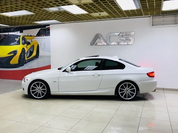 Used Bmw 3 Series 325i Coupe Msport Auto E92 Sunroof Red