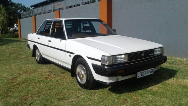 used toyota cressida 2 4 gle for sale in gauteng id 2954262. Black Bedroom Furniture Sets. Home Design Ideas