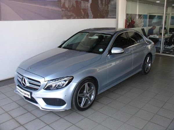 Used mercedes benz c class c180 amg line auto for sale in for Mercedes benz silver spring service