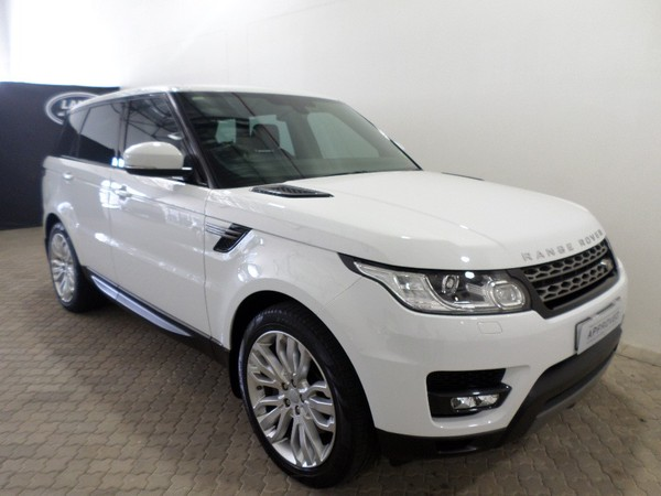used land rover range rover sport 3 0 sdv6 se for sale in western cape id 2988529. Black Bedroom Furniture Sets. Home Design Ideas
