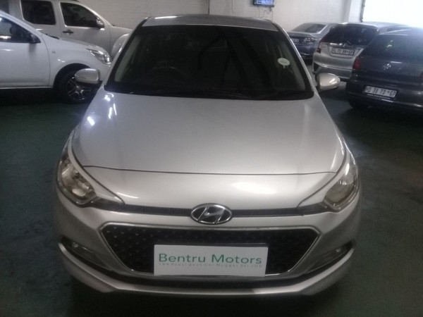 Used Hyundai I20 1 4 Fluid A T For Sale In Gauteng Cars