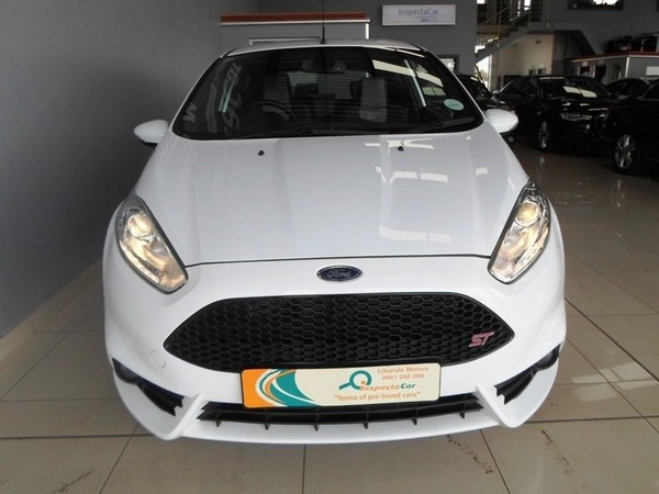 used ford fiesta st 1 6 ecoboost gdti for sale in gauteng id 3047712. Black Bedroom Furniture Sets. Home Design Ideas