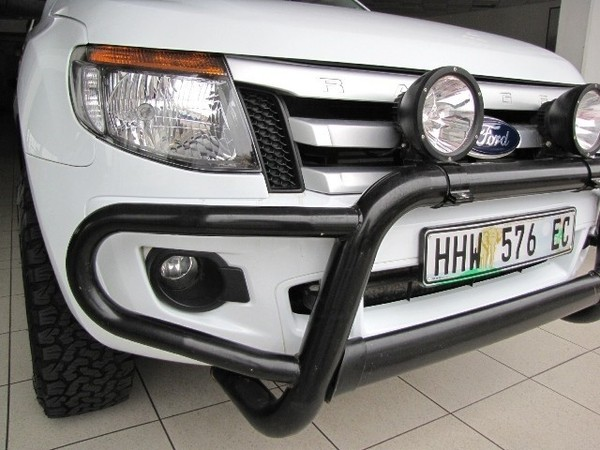 Used Ford Ranger Ford Ranger 2 2 Tdci Xls 4x4 D Cab For