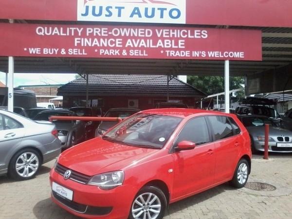 2015 Volkswagen Polo Vivo 1.4 5Dr Free State Bloemfontein_0