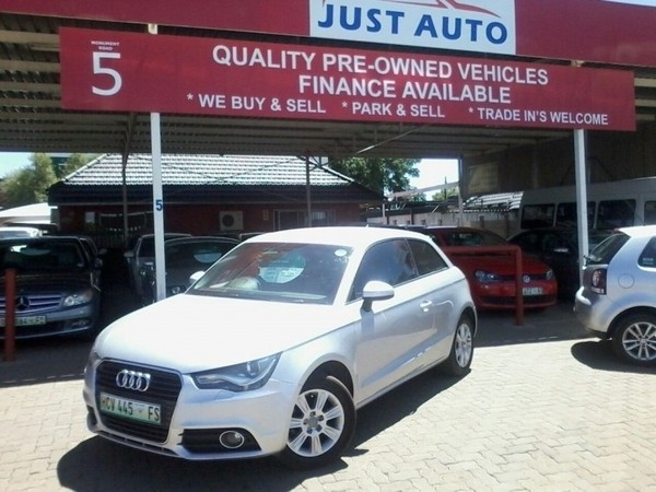 2013 Audi A1 1.2t Fsi Attraction 3dr Free State Bloemfontein_0