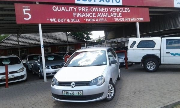 2014 Volkswagen Polo Vivo 1.4 Trendline 5-Door Free State Bloemfontein_0