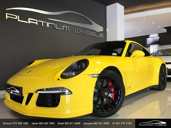 used porsche 911 carrera gts pdk 991 for sale in gauteng id 3113681. Black Bedroom Furniture Sets. Home Design Ideas